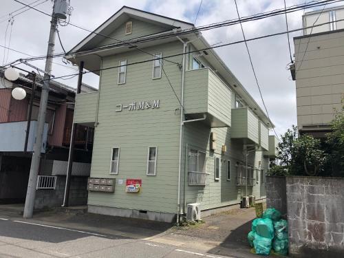 竜ケ崎駅そばのゲストハウスM&M3