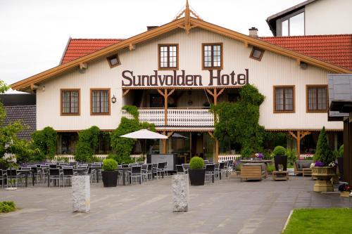 Sundvolden Hotel - Photo 3 of 26