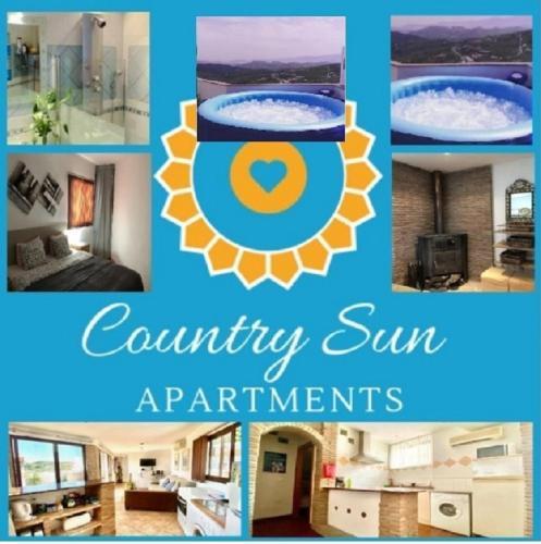 Country Sun Apartments - Casarabonela
