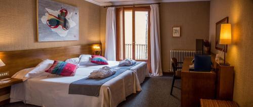 Habitación Doble Superior - 1 o 2 camas Hotel-Hostal Sport 18