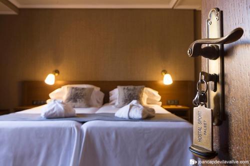 Habitación Doble Superior - 1 o 2 camas Hotel-Hostal Sport 19