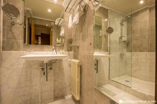 Habitación Doble Superior - 1 o 2 camas Hotel-Hostal Sport 23