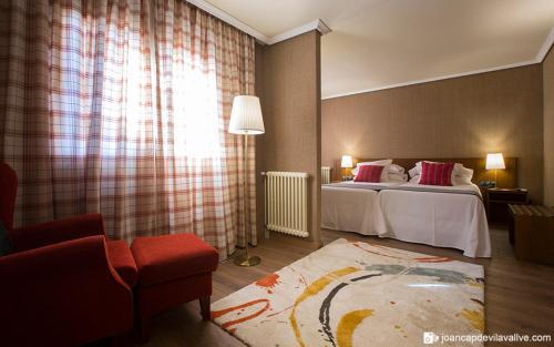 Habitación Doble Superior - 1 o 2 camas Hotel-Hostal Sport 24