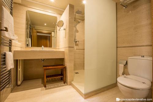 Habitación Doble Superior - 1 o 2 camas Hotel-Hostal Sport 25