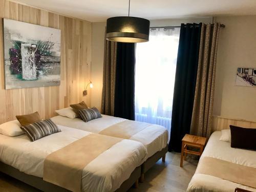 Accommodation in Saint-Agnan