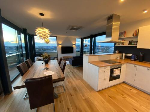 ERBA Insel 140qm Penthouse - Apartment - Bamberg
