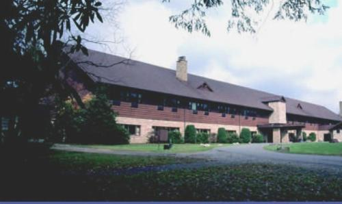 Blackwater Falls State Park Lodge - Davis, WV 26260