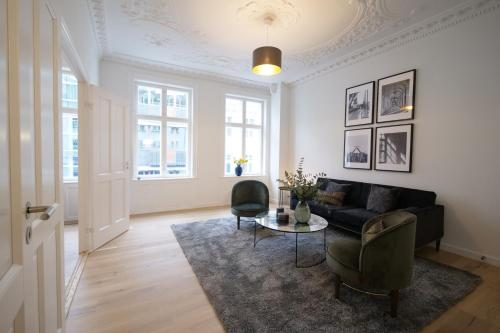 . Absolute Deluxe Apartment on Kongens Nytorv
