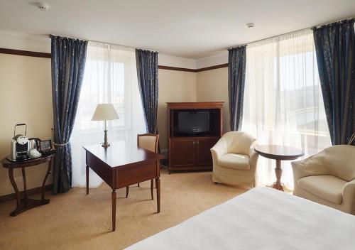 Radisson Slavyanskaya Hotel & Business Center - image 10