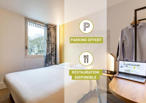 B&B Hôtel Reims Croix Blandin - Hôtel - Reims