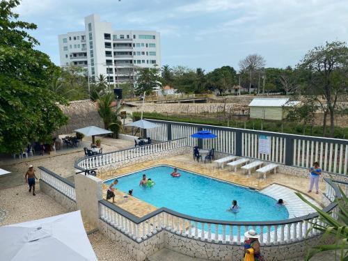 . Hotel Villa del Mar Coveñas