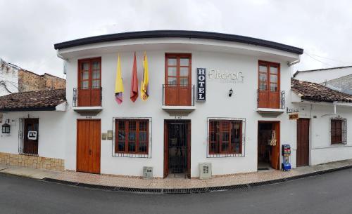 . Hotel Arcada Payanesa