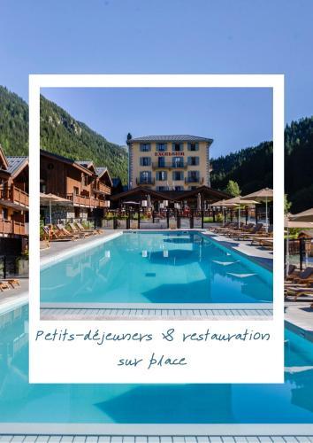 . BestWestern Plus Excelsior Chamonix Hôtel