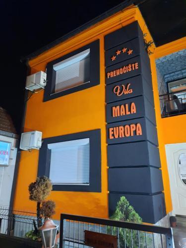Villa Mala Evropa