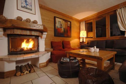 Chalet L'Hirondelle Sauna Meribel