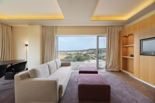 Suite Royal Deluxe Eurostars Valbusenda Hotel Bodega & Spa 3