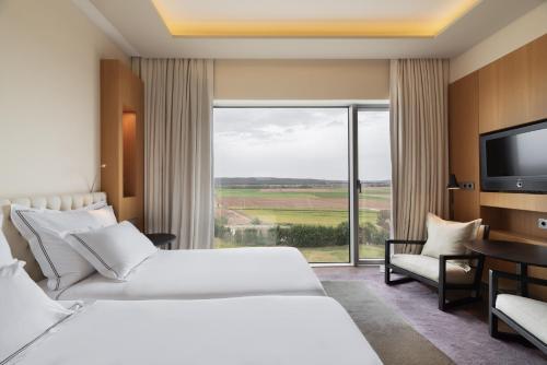Habitación Doble Premium Eurostars Valbusenda Hotel Bodega & Spa 4