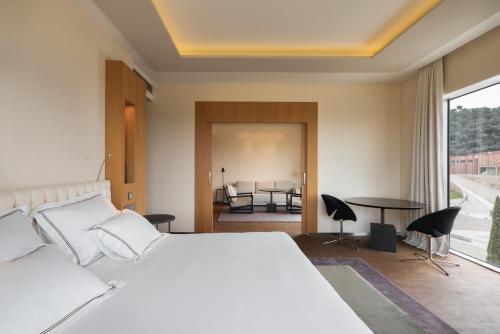 Habitación Doble Deluxe Eurostars Valbusenda Hotel Bodega & Spa 3