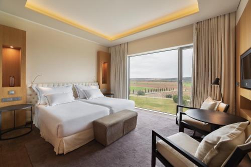 Habitación Doble Premium Eurostars Valbusenda Hotel Bodega & Spa 3