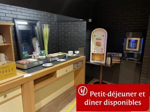 Kyriad Mâcon Nord - Sancé - Parc des Expositions - Hôtel - Mâcon
