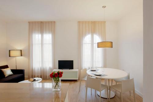 Barcelona Apartment Viladomat impression