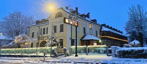. Hotel und Restaurant Post Prienbach
