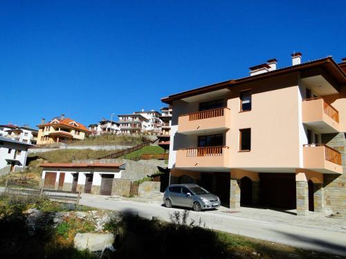 Krasi Apartments in Zornitsa Complex - Stoykite
