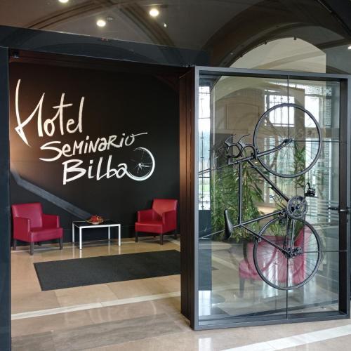. Hotel Seminario Aeropuerto Bilbao