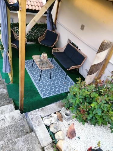 . Appartement d'une chambre a Penne d'Agenais avec terrasse et WiFi