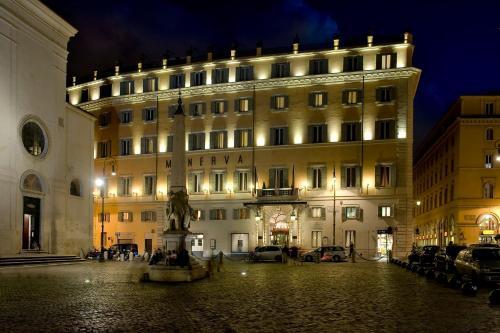 Grand Hotel De La Minerve impression