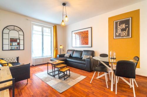 Happy Stay Paris - Marais Bourgeois Suite - Location saisonnière - Paris
