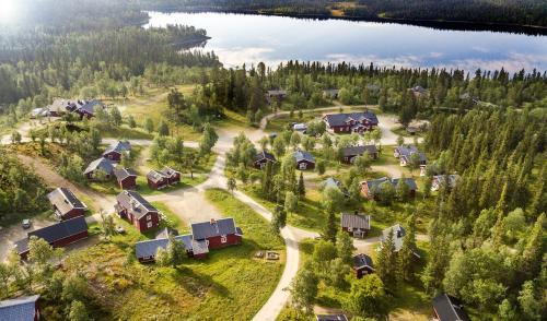 Fjällriket Baggården - Accommodation