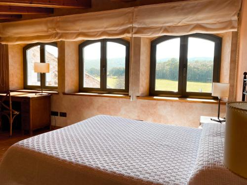 Double Room with Spa Bath Mas Trobat 9