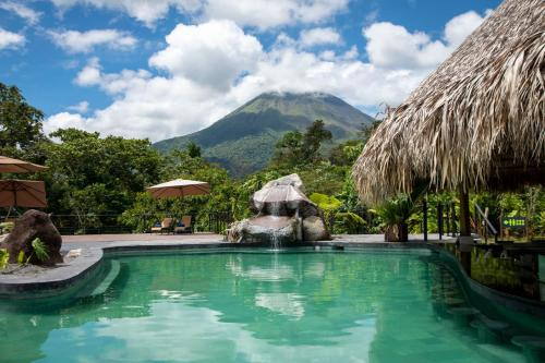 . Arenal Manoa & Hot Springs