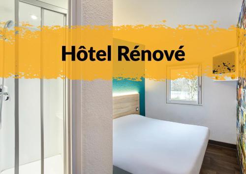 hotelF1 Cholet Rénové - Hôtel - Cholet