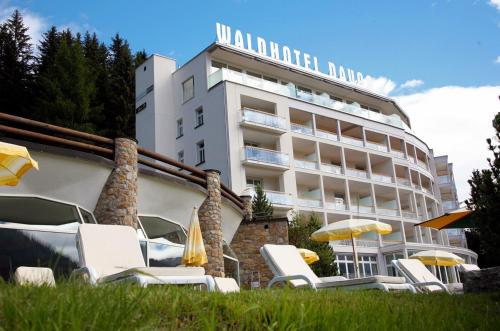 Waldhotel Davos - for body & soul Davos-Platz