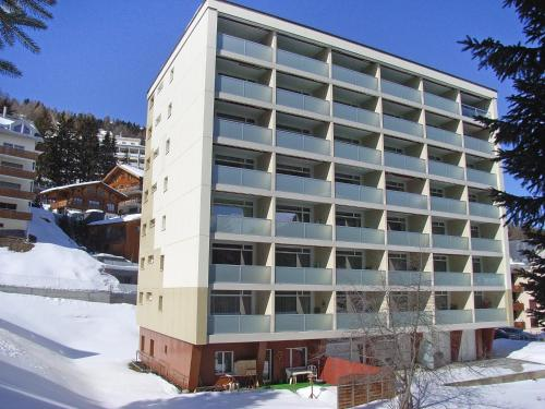 Apartment Casa Jenatsch.23 - Hotel - Davos