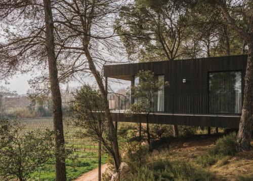 Villa Deluxe Les Cabanes de l'Oller del Mas 26