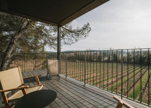 Villa Deluxe Les Cabanes de l'Oller del Mas 9