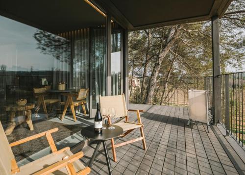 Villa Deluxe Les Cabanes de l'Oller del Mas 20