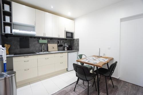 Nice apartment in Saint Ouen - Location saisonnière - Saint-Ouen-sur-Seine