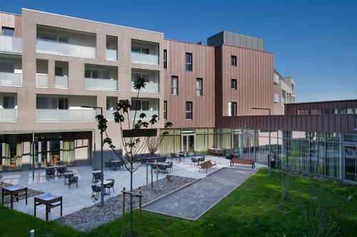 DOMITYS - Olympe - Hôtel - Marcq-en-Baroeul