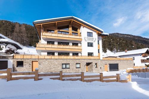 Moose Lodge - Apartment - St. Anton am Arlberg