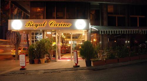 Ankara Royal Carine Hotel odalar