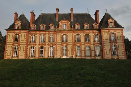 Kasteel-overnachting met je hond in Bed & Breakfast - Château du Corvier - Vouzon
