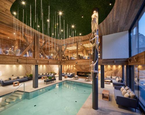 Hotel Marmolada - Corvara in Badia
