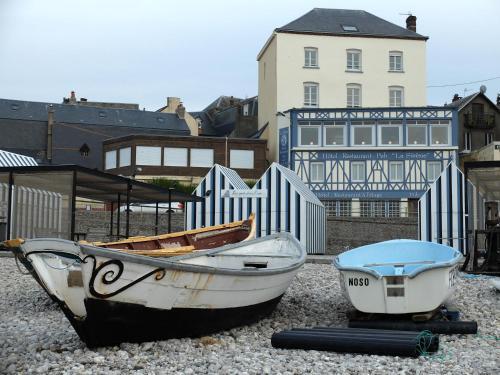 7 Boulevard Alexandre Dumont, Yport 76111, France.