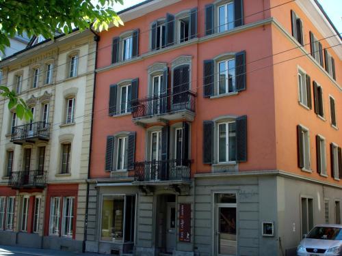 Hostel Lion Lodge Luzern, Pension in Luzern