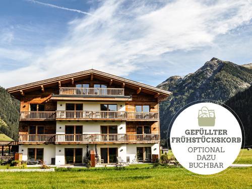 alpdeluxe-Apartments Holzgau Holzgau