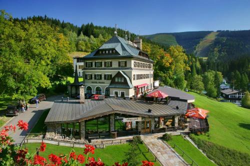 Hotel Praha Spindleruv Mlyn
